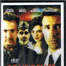 Cine: 'CONFIDENCE', CON DUSTIN HOFFMAN.. Lote 23321175