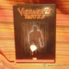 Cine: VIERNES 13 ---3 PARTE TERROR DVD. Lote 23367582