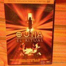 Cine: OUIJA--EL RITUAL---TERROR--DVD. Lote 23372122