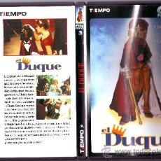 Cine: UXD EL DUQUE PELICULA DVD AVENTURAS PERRO PHILIP SPINK JAMES DOOHAN DIVERSION Y LIOS . Lote 26307582