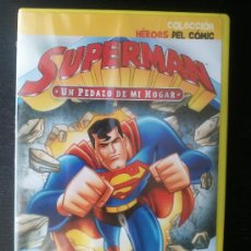 Cine: SUPERMAN - UN PEDAZO DE MI HOGAR - DVD - 2007. Lote 27123156