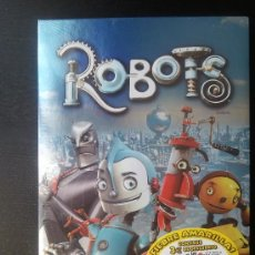 Cine: ROBOTS - BLUE SKY - DVD - 2005. Lote 27076094