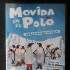 Cine: MOVIDA EN EL POLO - BOB SAGET - DVD. Lote 26948365