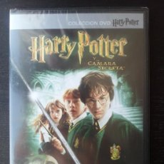Cine: HARRY POTTER Y LA CAMARA SECRETA - DVD. Lote 26948363