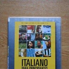 Cine: ITALIANO PARA PRINCIPIANTES. . Lote 23832302
