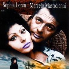 Cine: LOS GIRASOLES (DVD PRECINTADO) SOPHIA LOREN - MARCELO MASTROIANNI - DIRECTOR VITTORIO DE SICA. Lote 23890556
