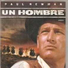 Cine: DVD WESTERN UN HOMBRE PAUL NEWMAN FREDRIC MARCH RICHARD BOONE. Lote 24092232