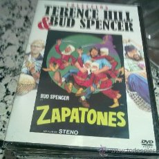 Cine: TERENCE HILL Y BUD SPENCER-ZAPATONES. Lote 26163685