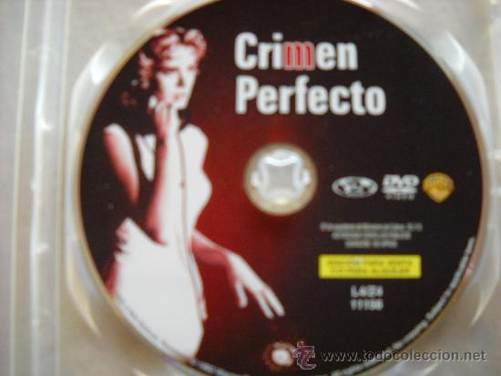 CRIMEN PERFECTO, POR RAY MILLAND, GRACE KELLY Y ROBERT CUMMINGS. COLOR. DE HITCHCOCK. (Cine - Películas - DVD)