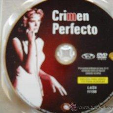 Cine: CRIMEN PERFECTO, POR RAY MILLAND, GRACE KELLY Y ROBERT CUMMINGS. COLOR. DE HITCHCOCK.. Lote 26207221