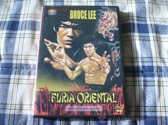 FURIA ORIENTAL ( CON BRUCE LEE ) DVD KUNG FU ARTES MARCIALES (Cine - Películas - DVD)