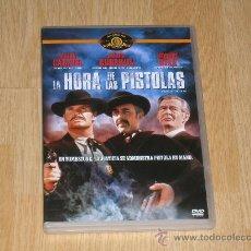 Cine: LA HORA DE LAS PISTOLAS WESTERN DVD JAMES GARNER JASON ROBARDS. Lote 26553401