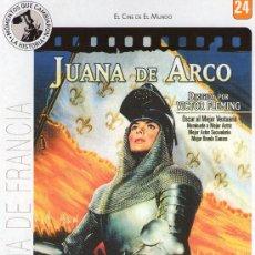 Cine: 944-JUANA DE ARCO DE INGRID BERGMAN- DIRECTOR VICTOR FLEMING. Lote 26805295
