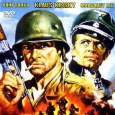 Cine: 5 PARA EL INFIERNO 1969 (DVD PRECINTADO DESCATALOGADO) JOHN GARKO - KLAUS KINSKY - MARGARET LEE. Lote 25306983