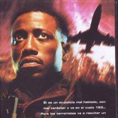 Cine: UXD PASAJERO 57 DVD ACCION AVION WESLEY SNIPES BRUCE PAYNE KEVIN HOOKS. Lote 29701298