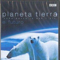 Cine: PLANETA TIERRA. EL FUTURO. COMPARTIR EL PLANETA. BBC 2008 DVD NUEVO, PRECINTADO EDICIÓN 2010. Lote 25397764