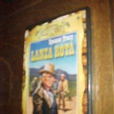 Cine: LANZA ROTA. SPENCER TRACY. FAR WEST. DVD PRECINTADO. Lote 25558364