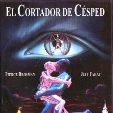 Cine: UXD EL CORTADOR DE CESPED DVD CIENCIA FICCION CYBERPUNK BRETT LEONARD JEFF FAHEY PIERCE BROSNAN . Lote 27290179