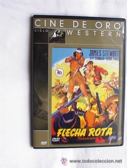 FLECHA ROTA (Cine - Películas - DVD)