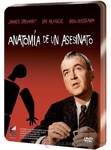 anatomía de un asesinato. ¡1ª edición novela 19 - Comprar Películas ...