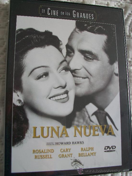 LUNA NUEVA. CARY GRANT (Cine - Películas - DVD)