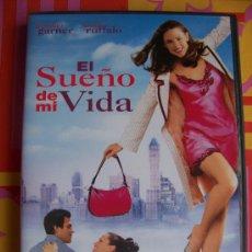 Cine: EL SUEÑO DE MI VIDA (DVD). Lote 234144075