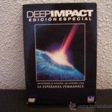 Cine: DEEP IMPACT (EDICION ESPECIAL). Lote 26696300