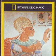 Cine: UXD NATIONAL GEOGRAPHIC RAMSES III LA CONSPIRACION DEL HAREN DVD EGIPTO FARAON NACIONAL DOCUMENTAL. Lote 28084608