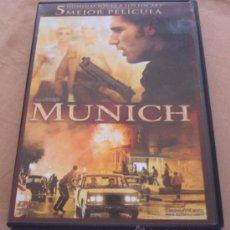 Cine: MUNICH - ERICK BANA, DANIEL CRAIG, CIARANHNDS, MATHEU KASSOVITZ, ENTRE OTROS, DREAM WORKS.. Lote 28165859