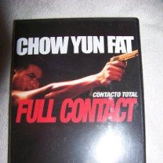 Cine: FULL CONTACT (CHOW YUN FAT) (DVD DESCATALOGADO). Lote 28473672