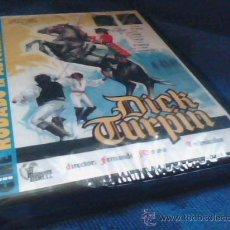 Cine: DICK TURPIN. DVD DE LA PELICULA DIRIGIDA POR FERNANDO MERINO. COLECCION RODADO EN ASTURIAS 3ª PARTE.. Lote 43557755