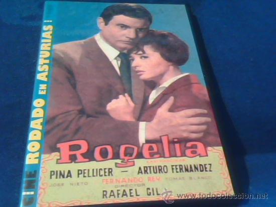 ROGELIA. DVD DE LA PELICULA DE RAFAEL GIL, CON ARTURO FERNANDEZ Y PINA PELLICER. (Cine - Películas - DVD)