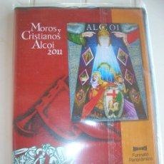 Cine: MOROS Y CRISTIANOS ALCOI 2011 -ORIGINAL-. Lote 28575041