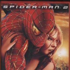 Cine: DVD SPIDER-MAN 2 (SPIDERMAN 2) (2 CDS) - CIENCIA FICCION, MARVEL. Lote 28596714