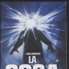 Cine: DVD LA COSA, EL ENIGMA DE OTRO MUNDO; JOHN CARPENTER, KURT RUSSELL - CIENCIA FICCION. Lote 28596741
