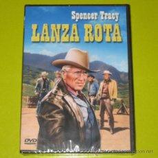 Cine: DVD.- LANZA ROTA - SPENCER TRACY - PRECINTADA. Lote 29463581