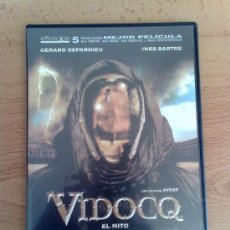 Cine: PELÍCULA DVD SUSPENSE. VIDOCQ.. Lote 28646152