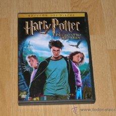 Cine: HARRY POTTER Y EL PRISIONERO DE AZKABAN EDICION ESPECIAL 2 DVD. Lote 126063975
