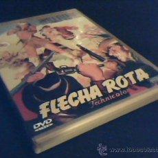 Cine: FLECHA ROTA. DVD DE LA PELICULA DE DELMER DAVES. CON JAMES STEWART, JEFF CHANDLER. CINE DEL OESTE.. Lote 28705378