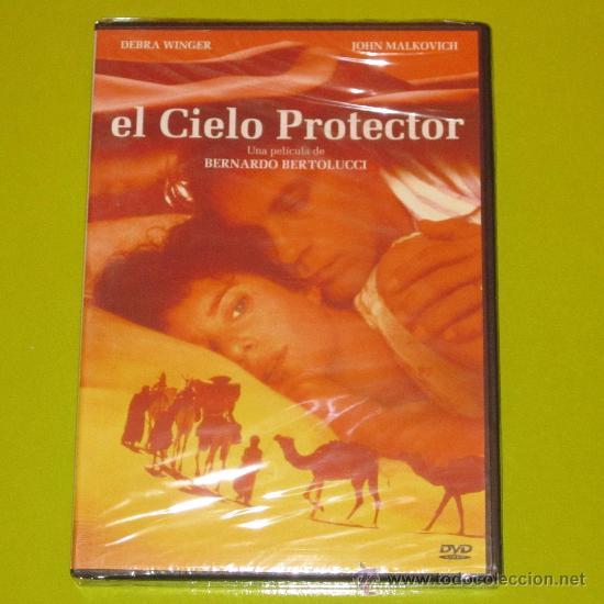 DVD.- EL CIELO PROTECTOR - BERNARDO BERTOLUCCI - DESCATALOGADA - PRECINTADA (Cine - Películas - DVD)
