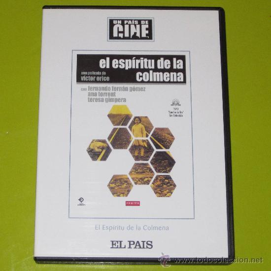 DVD.- EL ESPIRITU DE LA COLMENA - VICTOR ERICE - DESCATALOGADA - CINE ESPAÑOL (Cine - Películas - DVD)