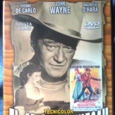 Cine: EL GRAN MCLINTOCK (ANDREW V. MCLAGLEN, 1963). CON JOHN WAYNE. Lote 28820054