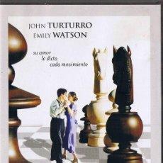 Cine: DVD - LA DEFENSA LUZHIN - BASADA EN LA NOVELA DE VLADIMIR NABOKOV - DIRECCIÓN MARLEEN GORRIS - 2000. Lote 28831414