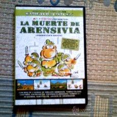 Cine: DVD LA MUERTE DE ARENSIVIA, DE IVÁ (BASADA EN EL COMIC HISTORIAS DE LA PUTA MILI). Lote 122629996