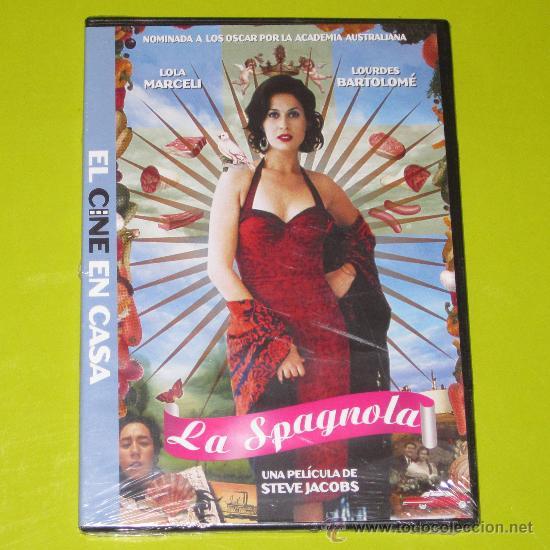 DVD.- LA SPAGNOLA - STEVE JACOBS - DESCATALOGADA - PRECINTADA (Cine - Películas - DVD)