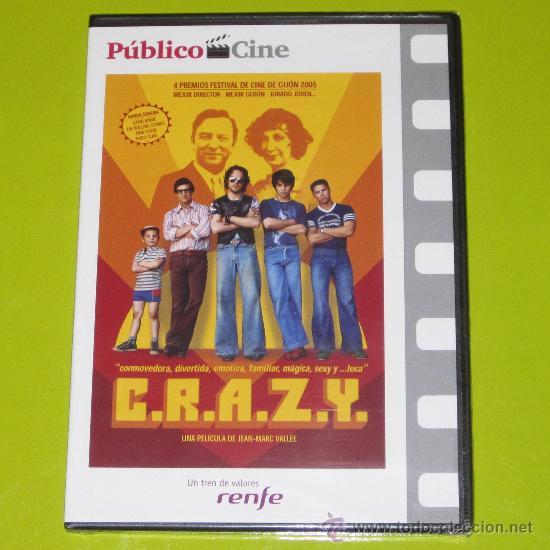 DVD.- C.R.A.Z.Y. - JEAN-MARC VALLEE - PRECINTADA (Cine - Películas - DVD)