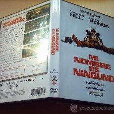 Cine: MI NOMBRE ES NINGUNO TERENCE HILL HENRY FONDA DVD ORIGINAL PRIMERA EDICION DESCATALOGADO. Lote 29251365