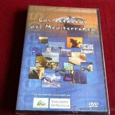 Cine: LOS CETACEOS DEL MEDITERRANEO . DVD PRECINTADO . 56' MIN. Lote 29294101