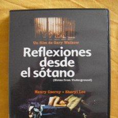 Cine: DVD REFLEXIONES DESDE EL SÓTANO COLECCIÓN REVISTA EL TIEMPO. Lote 29344950