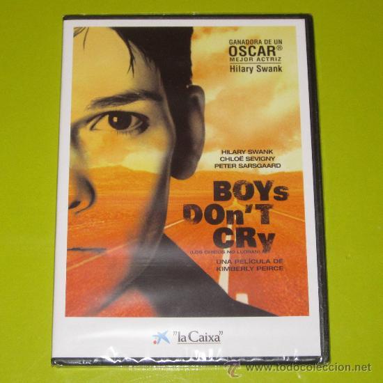 DVD.- BOYS DON´T CRY - HILARY SWANK - DESCATALOGADA - PRECINTADA (Cine - Películas - DVD)